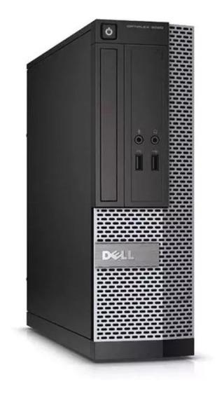 Cpu Optiflex Dell 3020 Core I5-4570 3.2ghz 4gb/500hd Dvd-rw