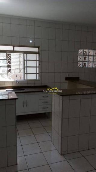 Casa Com 2 Dormitórios Para Alugar, Por R$ 950/mês - Morada Do Sol - Americana/sp - Ca2225