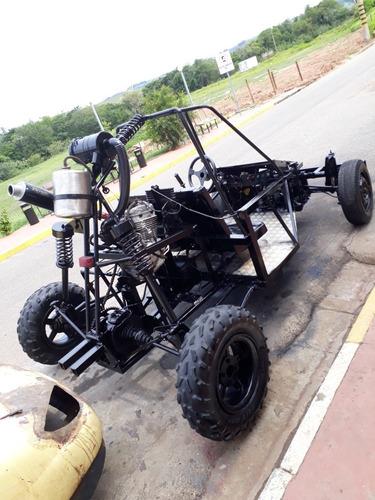 Gaiola Cross Motor De Moto