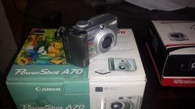 Camera Canon A70 Power Shot A70