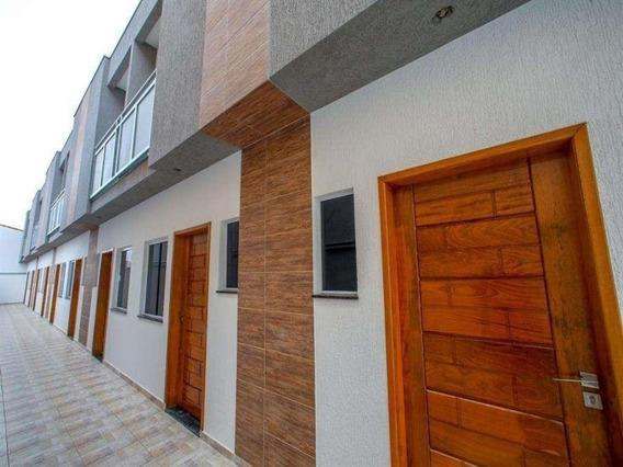 Sobrado Com 2 Dormitórios À Venda, 55 M² Por R$ 318.000 - Parada Inglesa - São Paulo/sp - Ca01452 - 33599693