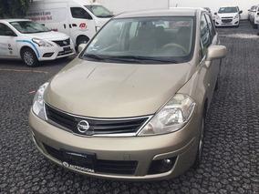 Nissan Tiida Sedan Tiida Sedan Sense Tm 2016 Seminuevos