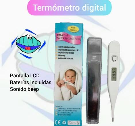 Termómetro Digital Lcd Para Bebé Detal Y Mayor