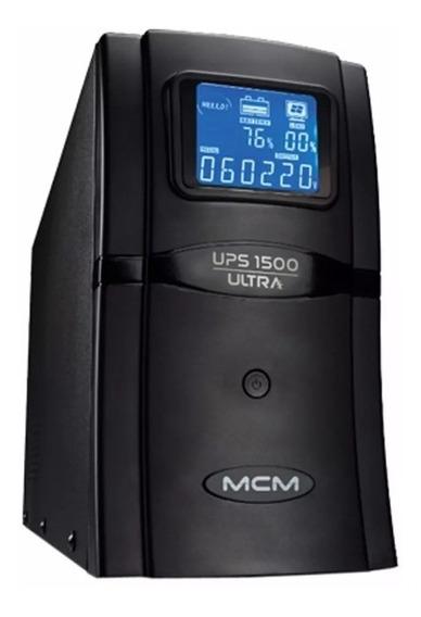 Nobreak Mcm Ups 1500 Ultra 1.1 Mon/115v