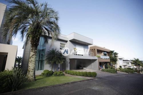 Casa Com 4 Dormitórios À Venda, 390 M² Por R$ 2.950.000,00 - Canudos - Novo Hamburgo/rs - Ca2971