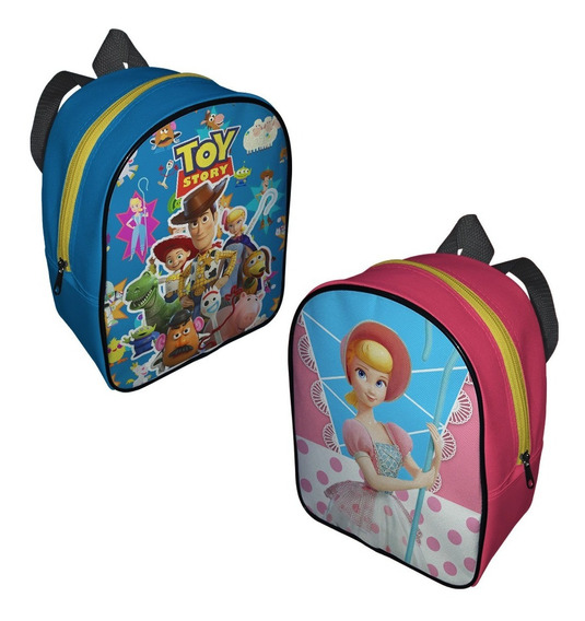 10 Mochilas Bolos Dulceros Personalizadas Toy Story 4 Fiesta