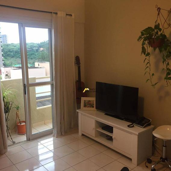 Apartamento Com 1 Dormitório Para Alugar, 40 M² Por R$ 750/mês - Santa Cruz Do José Jacques - Ribeirão Preto/sp - Ap0003