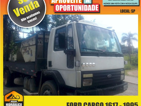 Cargo 1617 / 1995 - Poliguindaste Duplo Carrinho Mirassol