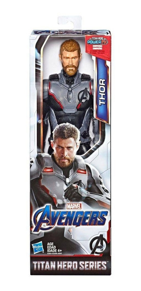 Boneco Titan Hero Power Fx 2.0 Thor Avengers