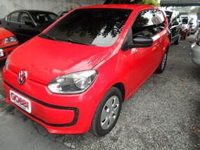 Volkswagen Up! 1.0 Take 3p 2015 Vermelho