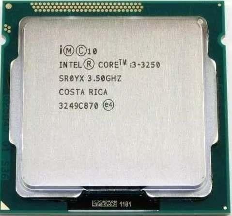 Processador Intel Core I3 3250 3.50ghz 1155 Terceira Geração