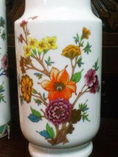 Florero De Porcelana Marca Pmr Bavaria Made In Germnay En Pe