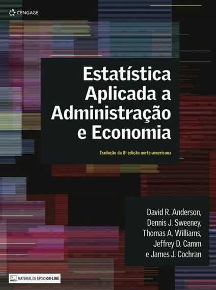 Estatistica Aplicada A Administracao E Economia - Traducao