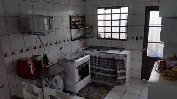 Casa Com 2 Dormitórios À Venda, 97 M² Por R$ 180.000,00 - Parque Residencial Abílio Pedro - Limeira/sp - Ca0288