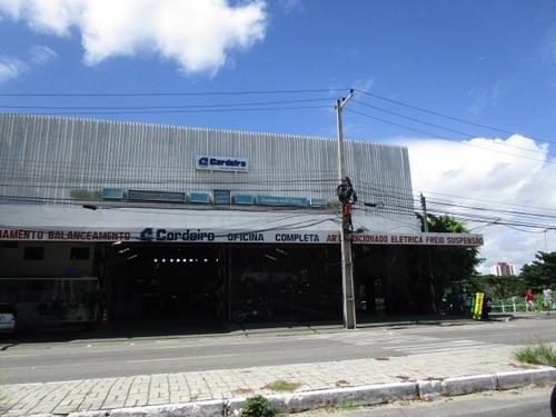 Imagem 1 de 3 de Galpao Para Alugar Na Cidade De Fortaleza-ce - L10115