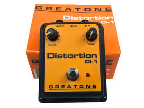 Pedal De Distorção Distortion Onerr Greatone Di-1 Guitarra