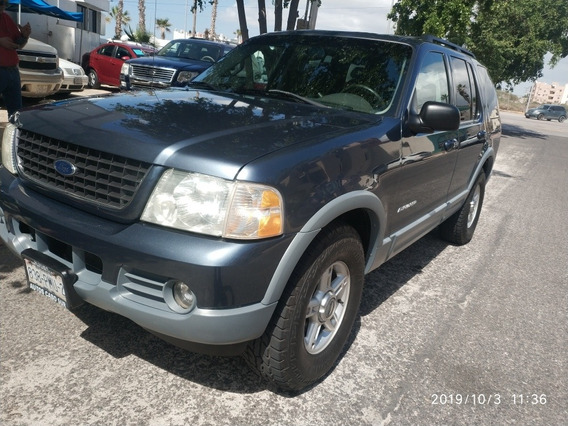 Ford Explorer Xlt Tela 6 Cilindros