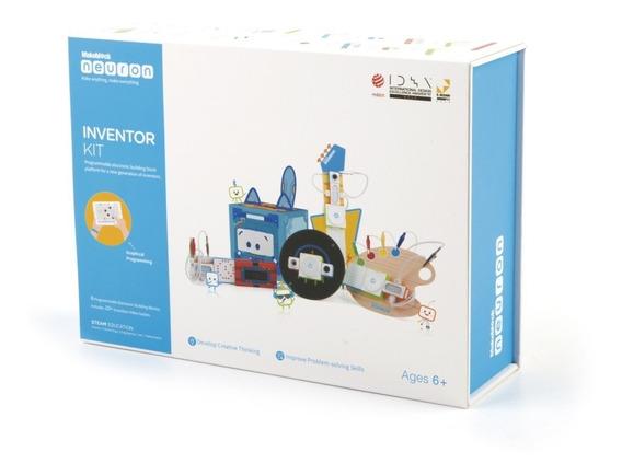 Makeblock - Neuron Inventor Kit - Kit De Robotica Modular