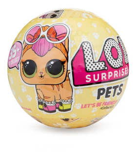 Lol Surprise - Serie 3 - Pets - Original!
