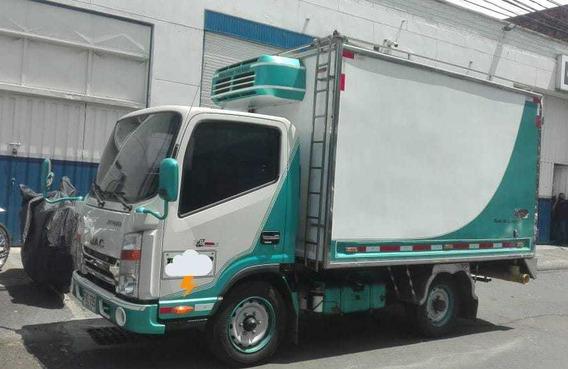 Furgón Jac, Thermo King Hwasung 250, Modelo 2020 Motor 2.771