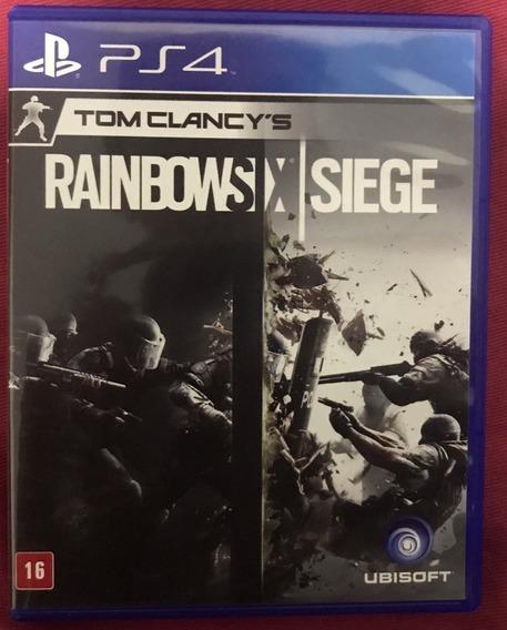 Rainbowsix Siege Jogo Ps4