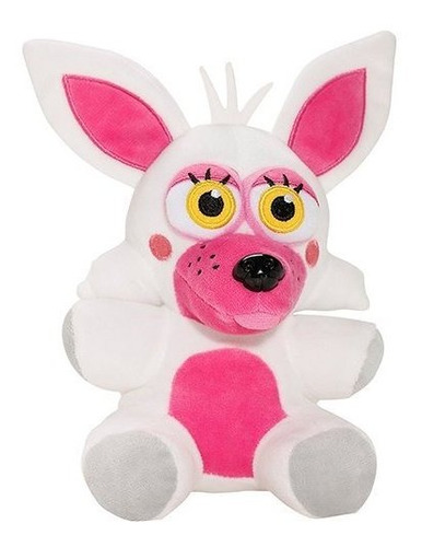 Funko Five Nights En Freddy.s 6 Funtime Foxy Plush