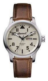 Reloj Ingersoll I01301 The Hatton Automático Colecc. 1892