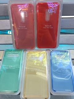 Funda Clear Color - Samsung S9 Plus / S10 / S10 E / S10 Plus