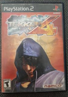 Tekken 4 Playstation 2