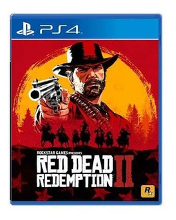 Red Dead Redemption 2 Ps4 Fisico Play Station 4
