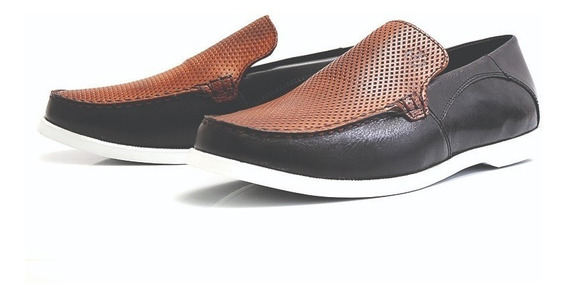 Mocassim Dockside Masculino Shoes Grand Couro - 4764