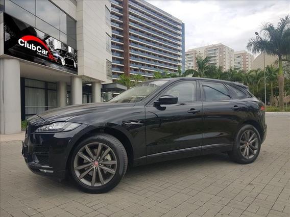Jaguar F-pace 3.0 V6 Supercharged R-sport Awd 4p Automático