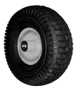 2 Llantas 15x6-6 Go Kart Tractor Podar Rin Y Balero 3/4