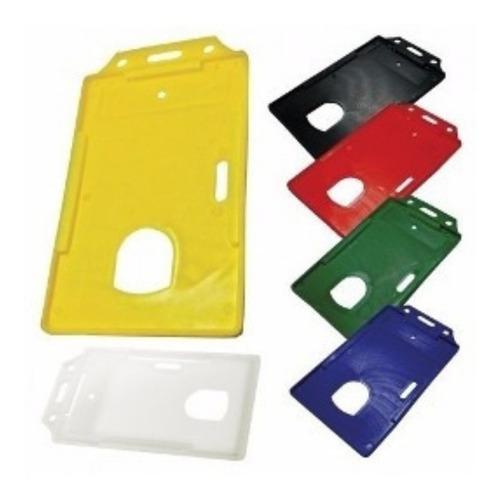 Porta Carnet Colores Surtidos Pack 20 Und