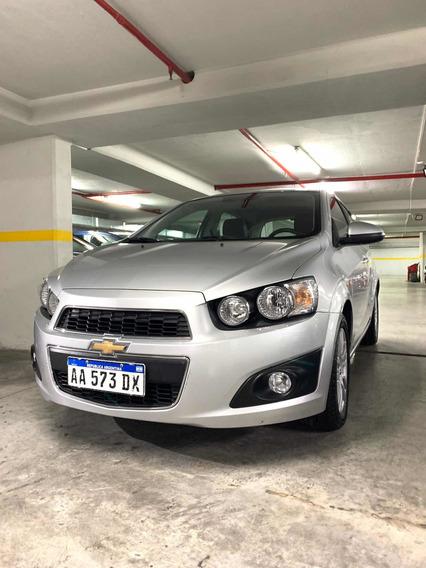 Chevrolet Sonic 1.6 Ltz At Mx 5 P 2016 Sepautos