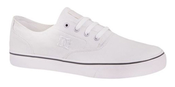 Tenis Dc Unisex Blanco Flash 2 Tx Mx M Shoe Adys300417ww0