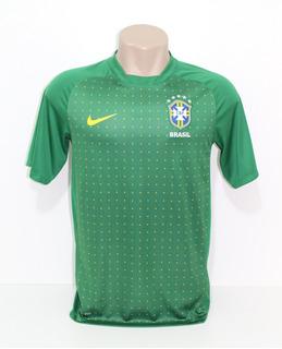 Camisa Original Brasil 2010 Pré Match