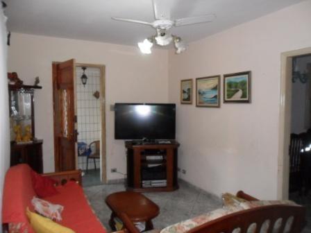 Casa Para Venda, 3 Dormitórios, Macuco - Santos - 3868