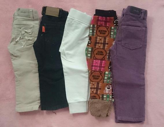 Lote Pantalones De Invierno Cheeky Minimimo
