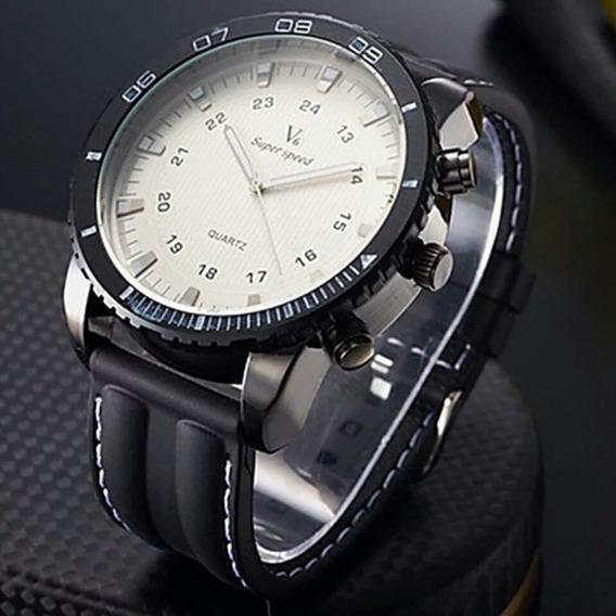 Relógio Classico V6 Novo
