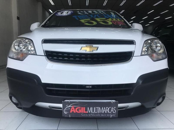Chevrolet Captiva Sport 2.4 2011 Comnpleto Único Dono