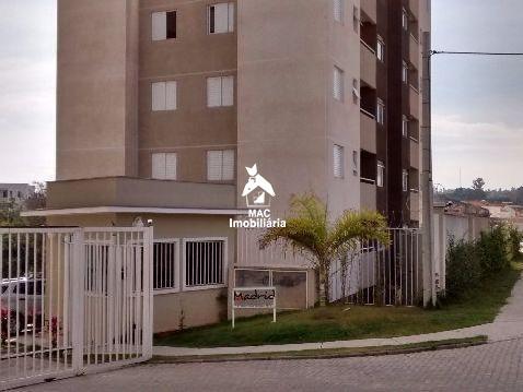 Apto 02 Dorm. Residencial Bosque De Madrid Vila Haro (ap26)