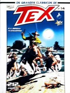 Os Grandes Clássicos De Tex Nº14