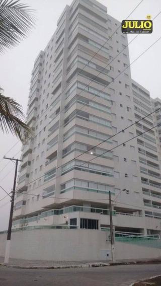 Apartamento Residencial À Venda, Solemar, Praia Grande. - Ap0625