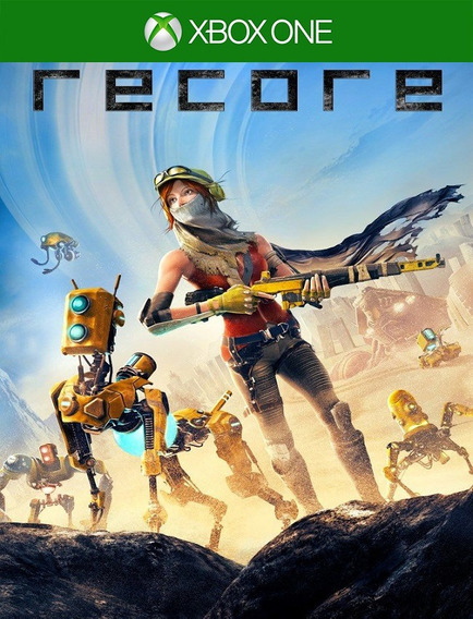 Recore Xbox One - 100% Original ( 25 Dígitos )