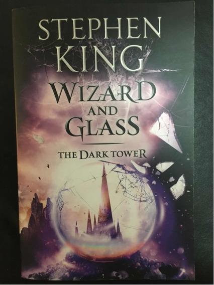 Livro De Stephen King - Wizard And Glass
