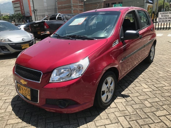 Chevrolet Aveo Emotion Five Automatico 2013 Solo 43000 Kms