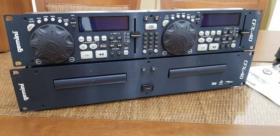 Gemini Cfx -40cd