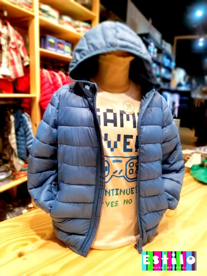 Campera Inflable Cheeky Unisex Invierno 2020