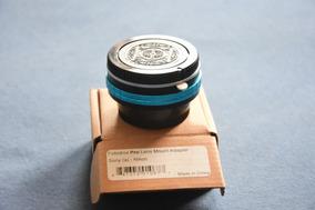 Adaptador Minolta A-mount C/ Controle De Abertura P/ Nikon F